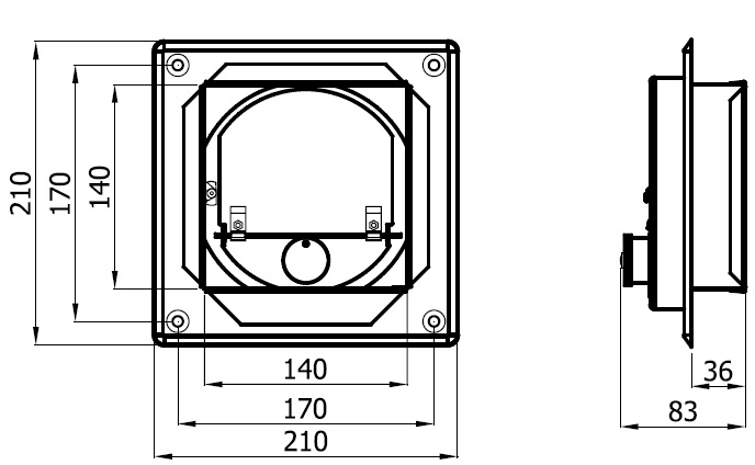 regulator ciągu kwadratowy