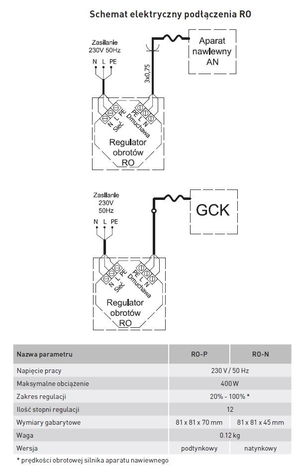 regulator mikroprocesorowy