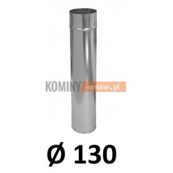 Rura 130 ocynkowana 1 [m]
