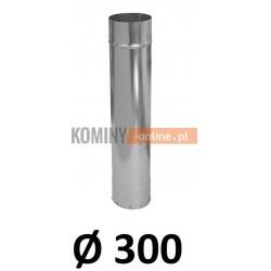 Rura 300 ocynkowana 1 [m]