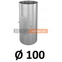 Rura z rewizją 100 mm / 0,33 [m] OCYNK