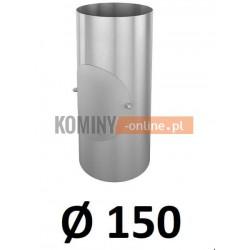 Rura z rewizją 150 mm / 0,33 [m] OCYNK