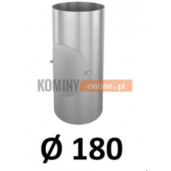 Rura z rewizją 180 mm / 0,33 [m] OCYNK