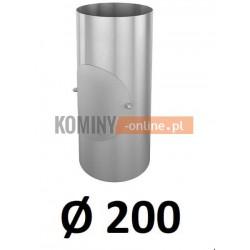 Rura z rewizją 200 mm / 0,33 [m] OCYNK