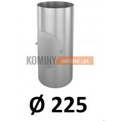 Rura z rewizją 225 mm / 0,33 [m] OCYNK