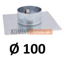 Płyta dachowa 100 ocynkowana