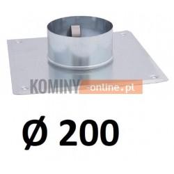 Płyta dachowa 200 ocynkowana