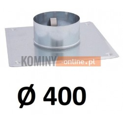 Płyta dachowa 400 ocynkowana