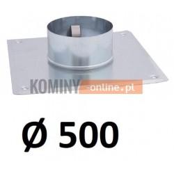 Płyta dachowa 500 ocynkowana
