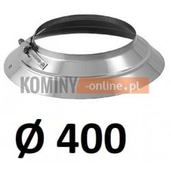 Kołnierz przeciwdeszczowy 400 ocynkowany