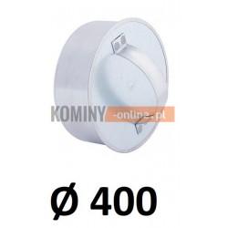 Zaślepka 400 mm z uchwytem OCYNK