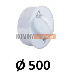 Zaślepka 500 mm z uchwytem OCYNK
