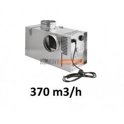 Kominkowy zestaw nawiewny 370 m3/h