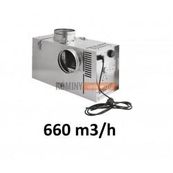 Zestaw nawiewny 660 m3/h
