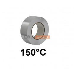 Taśma aluminiowa z klejem 150 stopni - 10 m
