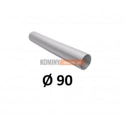 Rura aluminiowa SPIRO 90 mm