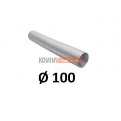 Rura aluminiowa SPIRO 100 mm