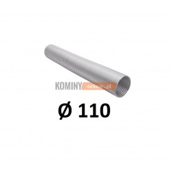 Rura aluminiowa SPIRO 110 mm