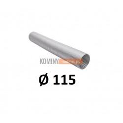 Rura aluminiowa SPIRO 115 mm
