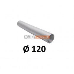 Rura aluminiowa SPIRO 120 mm
