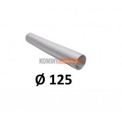 Rura aluminiowa SPIRO 125 mm