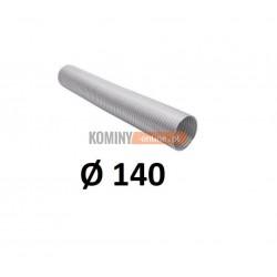 Rura aluminiowa SPIRO 140 mm