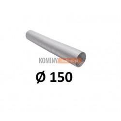 Rura aluminiowa SPIRO 150 mm