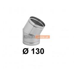 Kolano nastawne 130 mm / ∡ 0-30°