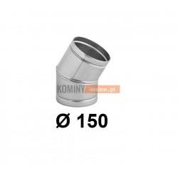 Kolano nastawne 150 mm / ∡ 0-30°