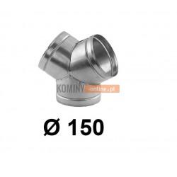 Trójnik portki 150 mm