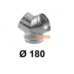 Trójnik portki 180 mm