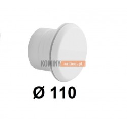 Anemostat izolowany 110 mm