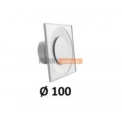 Anemostat 100 mm nawiewno-wywiewny