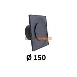 Anemostat kwadratowy 150 mm