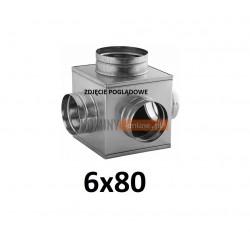 Skrzynka rozprężna 6x80 mm