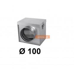 Filtr powietrza metalowy 100 mm