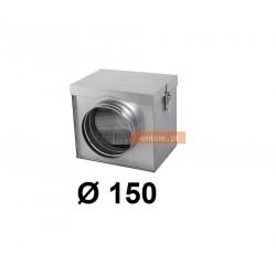 Filtr powietrza metalowy 150 mm