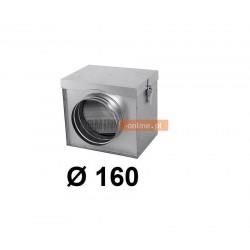 Filtr powietrza metalowy 160 mm
