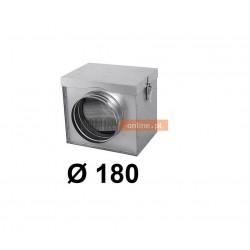Filtr powietrza metalowy 180 mm