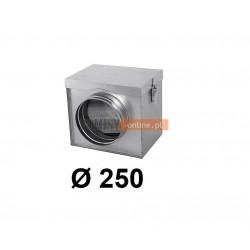 Filtr powietrza metalowy 250 mm