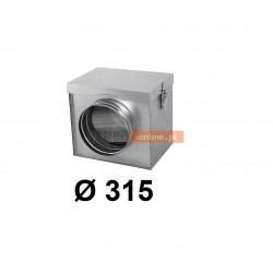 Filtr powietrza metalowy 315 mm