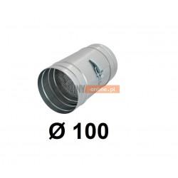 Kanałowy filtr metalowy 100 mm