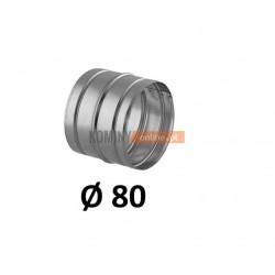 Złączka - Nypel 80 mm