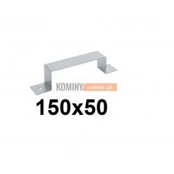 Uchwyt montażowy 150x50 mm