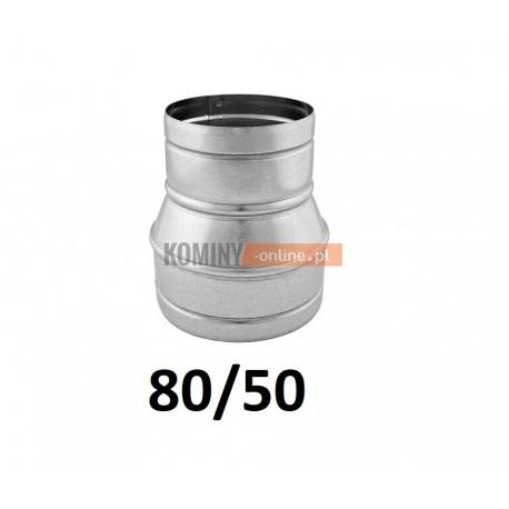 Redukcja spiro 80-50 mm