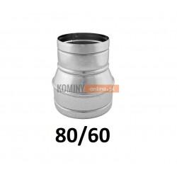 Redukcja spiro 80-60 mm
