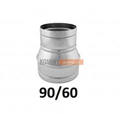 Redukcja spiro 90-60 mm