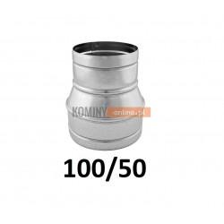 Redukcja spiro 100-50 mm