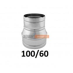 Redukcja spiro 100-60 mm