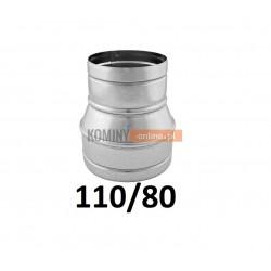 Redukcja spiro 110-80 mm